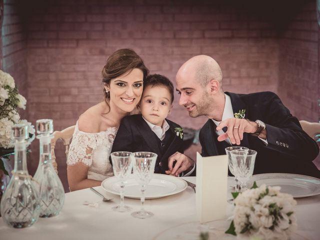 Il matrimonio di Massimo e Maria a Caltanissetta, Caltanissetta 103