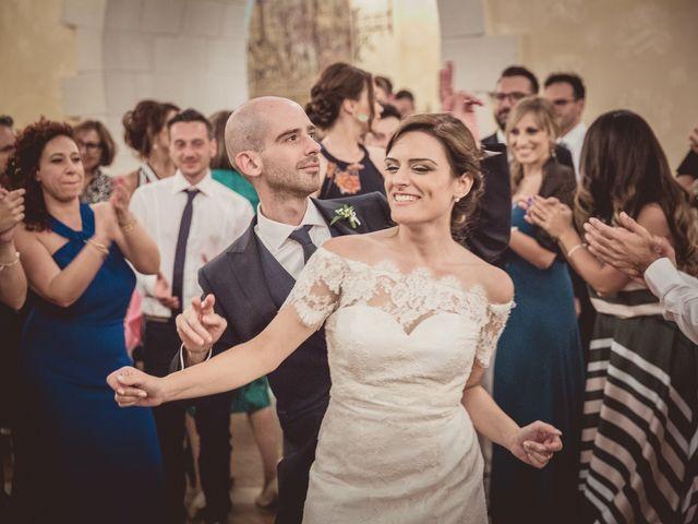 Il matrimonio di Massimo e Maria a Caltanissetta, Caltanissetta 112