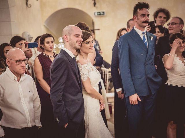 Il matrimonio di Massimo e Maria a Caltanissetta, Caltanissetta 117