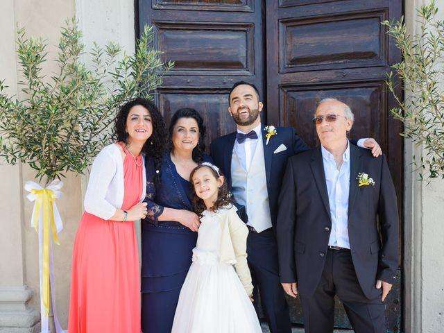 Il matrimonio di Antonio e Elizabete a Bracciano, Roma 4