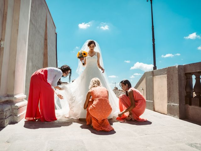 Il matrimonio di Antonio e Elizabete a Bracciano, Roma 5