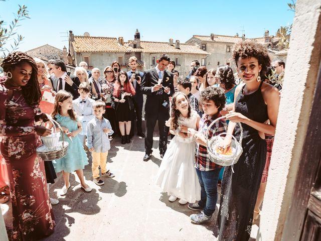 Il matrimonio di Antonio e Elizabete a Bracciano, Roma 6