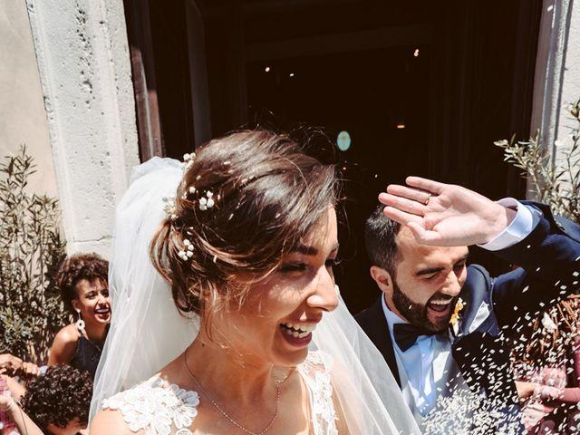 Il matrimonio di Antonio e Elizabete a Bracciano, Roma 8