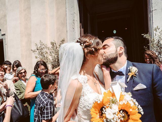 Il matrimonio di Antonio e Elizabete a Bracciano, Roma 9