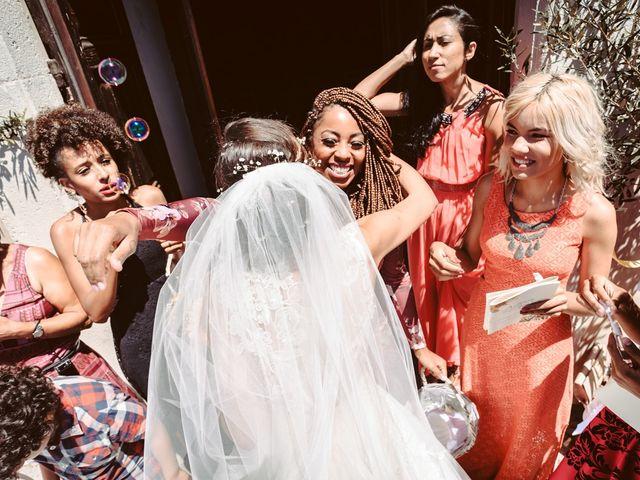 Il matrimonio di Antonio e Elizabete a Bracciano, Roma 10