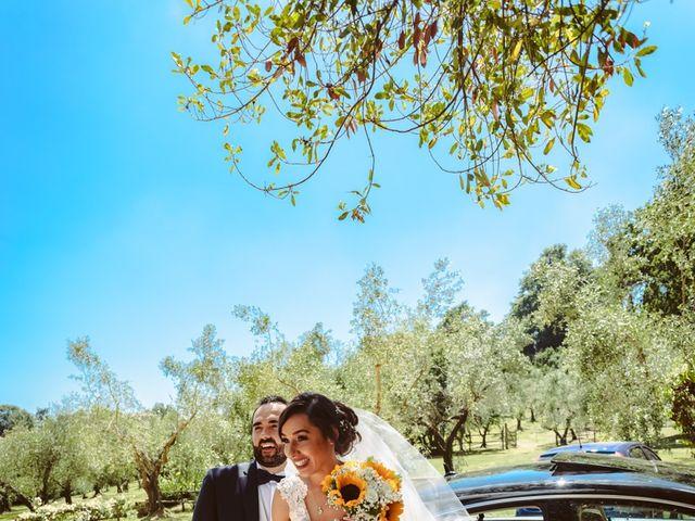 Il matrimonio di Antonio e Elizabete a Bracciano, Roma 11