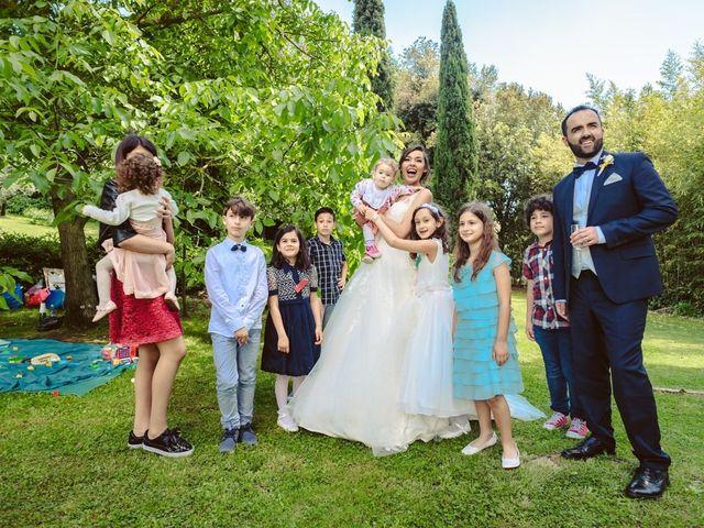 Il matrimonio di Antonio e Elizabete a Bracciano, Roma 13
