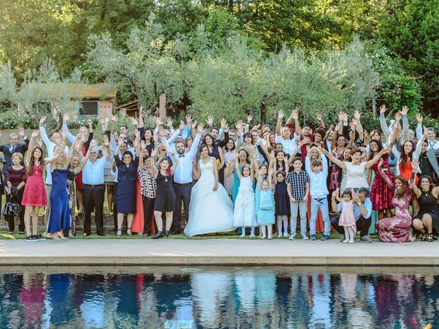 Il matrimonio di Antonio e Elizabete a Bracciano, Roma 17