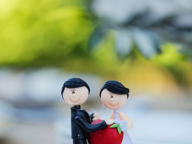 Il matrimonio di Antonio e Elizabete a Bracciano, Roma 25