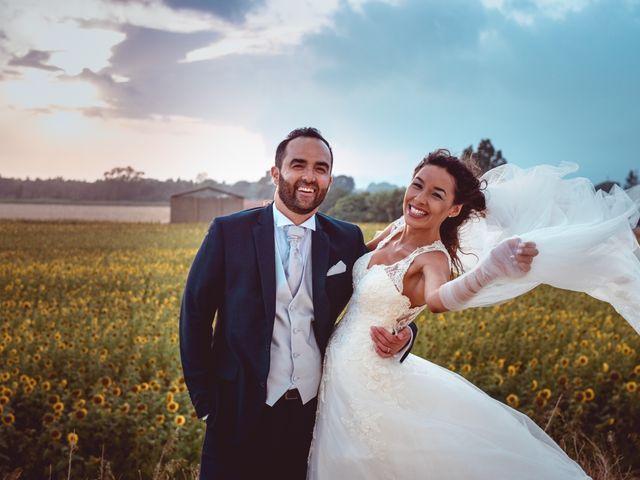 Il matrimonio di Antonio e Elizabete a Bracciano, Roma 26