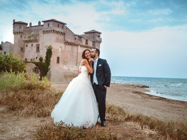 Il matrimonio di Antonio e Elizabete a Bracciano, Roma 32