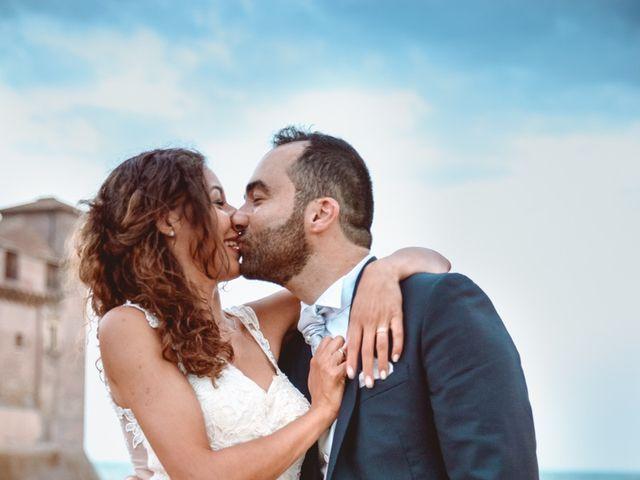 Il matrimonio di Antonio e Elizabete a Bracciano, Roma 33