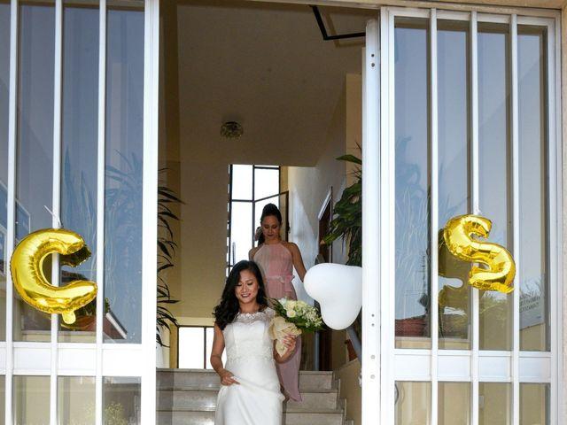 Il matrimonio di Sergio e Cristina a Scaldasole, Pavia 10
