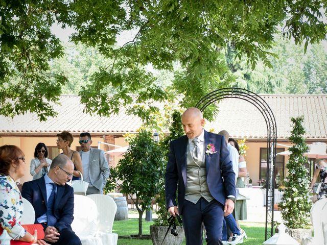 Il matrimonio di Sergio e Cristina a Scaldasole, Pavia 14