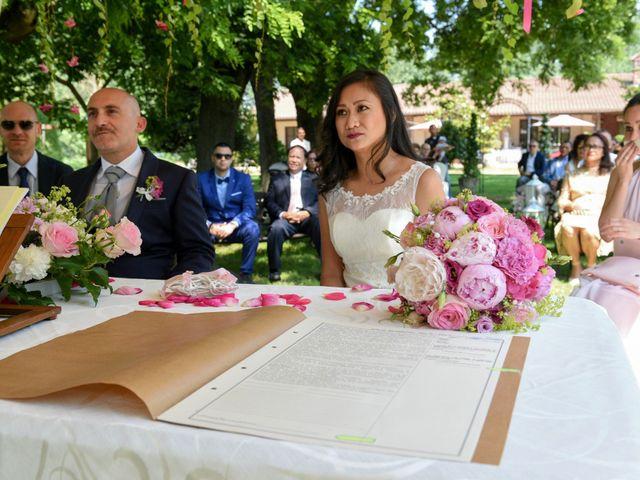 Il matrimonio di Sergio e Cristina a Scaldasole, Pavia 18