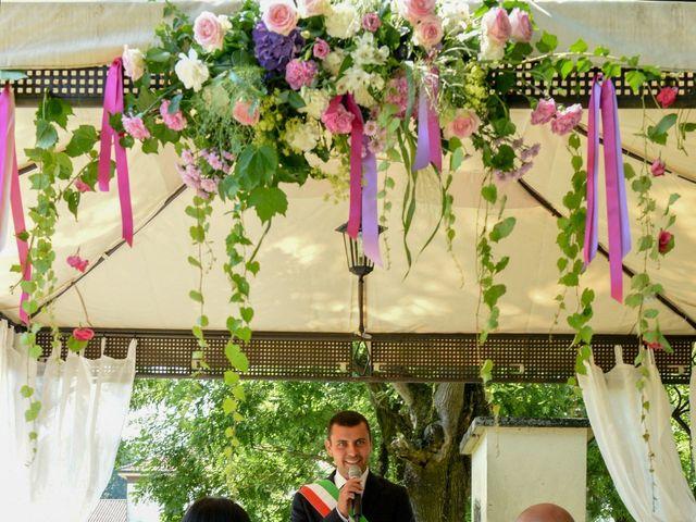 Il matrimonio di Sergio e Cristina a Scaldasole, Pavia 19