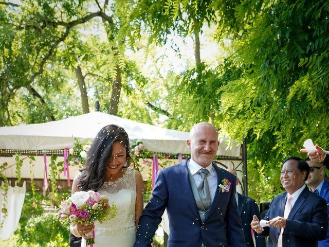 Il matrimonio di Sergio e Cristina a Scaldasole, Pavia 26
