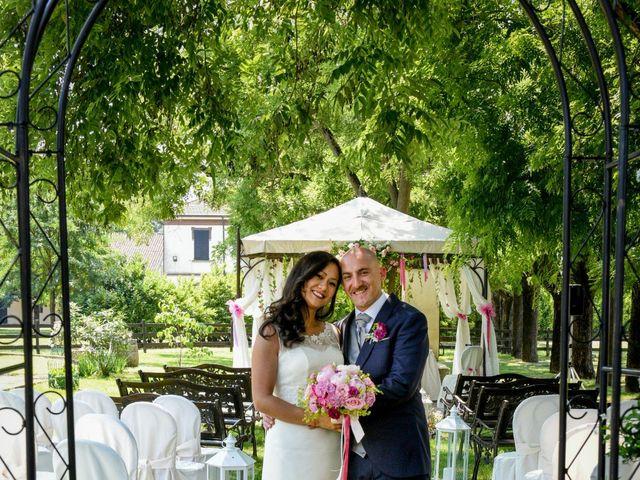 Il matrimonio di Sergio e Cristina a Scaldasole, Pavia 28