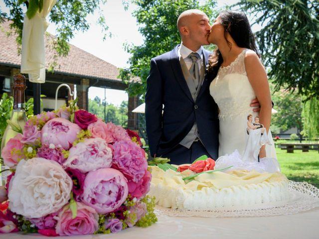 Il matrimonio di Sergio e Cristina a Scaldasole, Pavia 29
