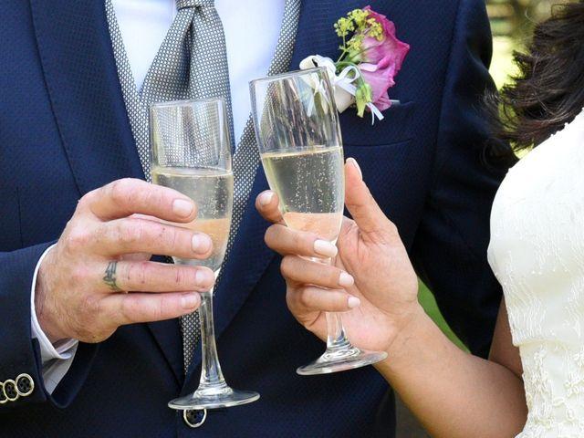 Il matrimonio di Sergio e Cristina a Scaldasole, Pavia 30