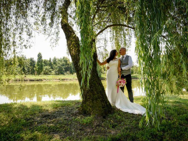 Il matrimonio di Sergio e Cristina a Scaldasole, Pavia 32