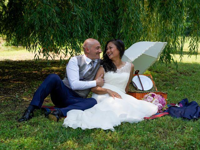 Il matrimonio di Sergio e Cristina a Scaldasole, Pavia 34