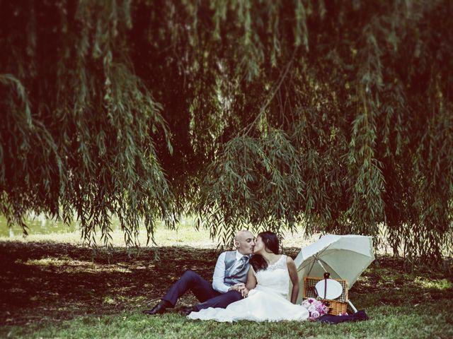Il matrimonio di Sergio e Cristina a Scaldasole, Pavia 35