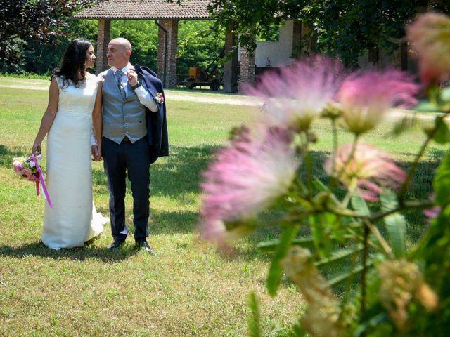 Il matrimonio di Sergio e Cristina a Scaldasole, Pavia 37