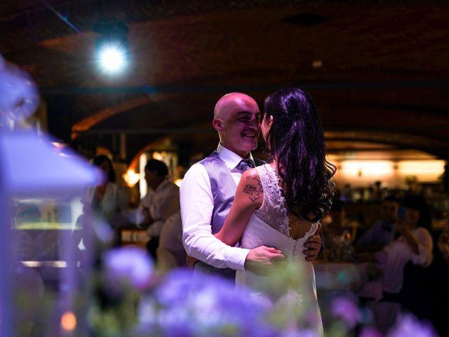 Il matrimonio di Sergio e Cristina a Scaldasole, Pavia 40