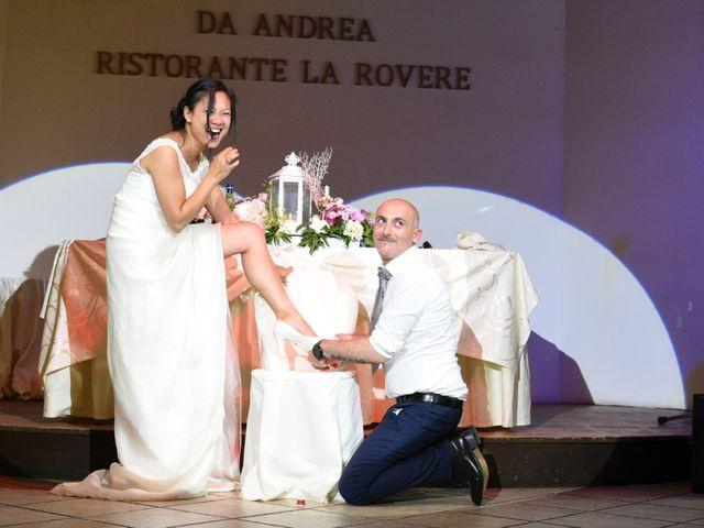 Il matrimonio di Sergio e Cristina a Scaldasole, Pavia 46