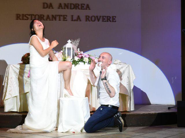 Il matrimonio di Sergio e Cristina a Scaldasole, Pavia 47