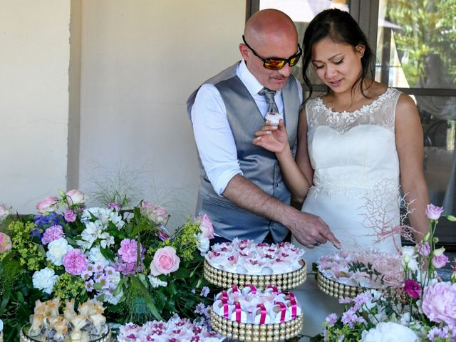 Il matrimonio di Sergio e Cristina a Scaldasole, Pavia 54