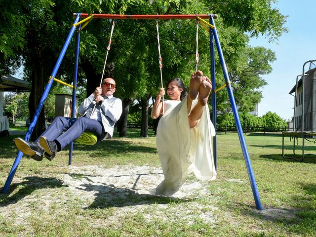 Il matrimonio di Sergio e Cristina a Scaldasole, Pavia 58