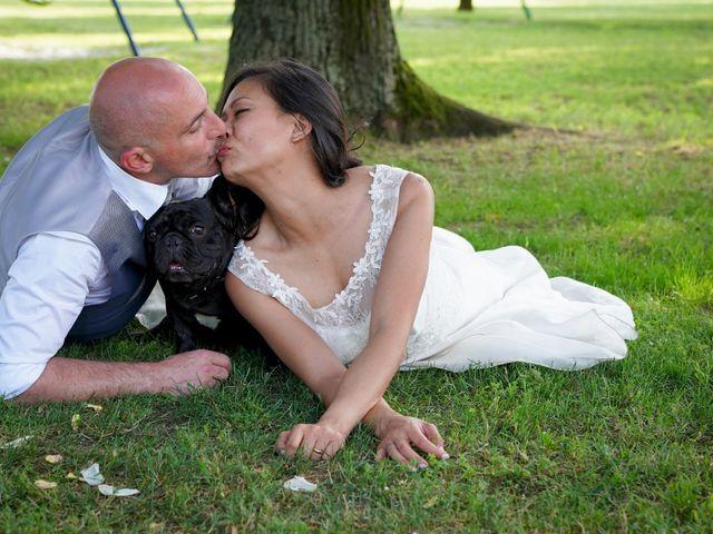Il matrimonio di Sergio e Cristina a Scaldasole, Pavia 59
