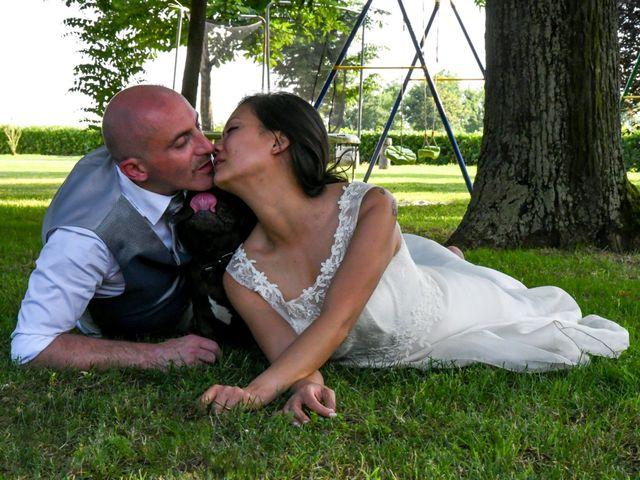 Il matrimonio di Sergio e Cristina a Scaldasole, Pavia 60