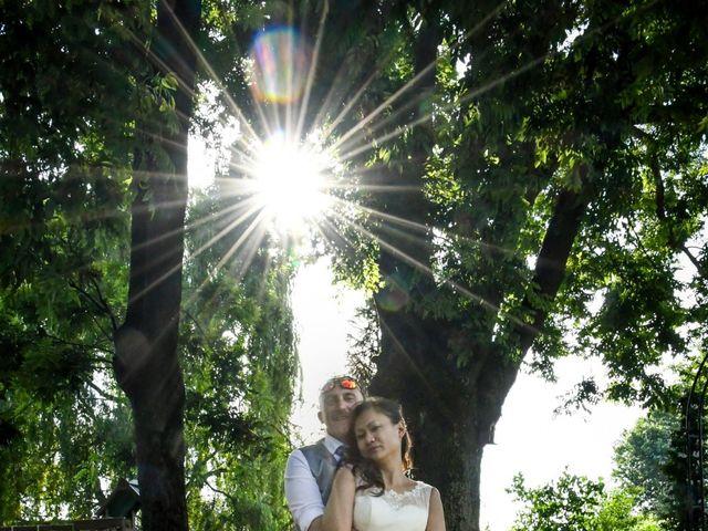 Il matrimonio di Sergio e Cristina a Scaldasole, Pavia 61