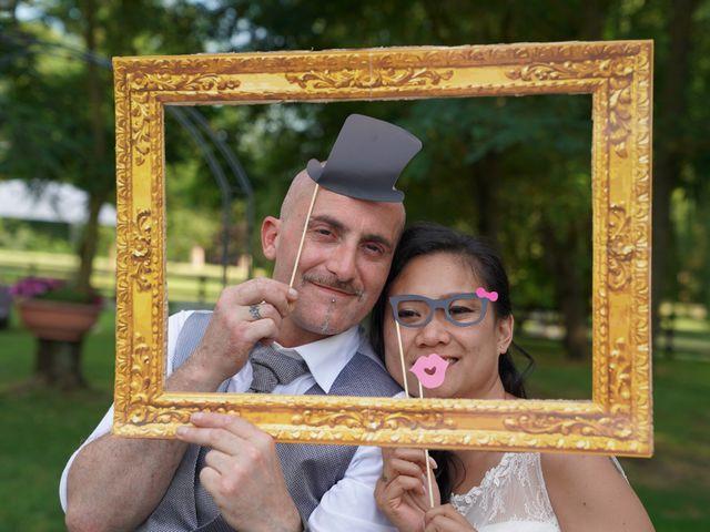 Il matrimonio di Sergio e Cristina a Scaldasole, Pavia 62
