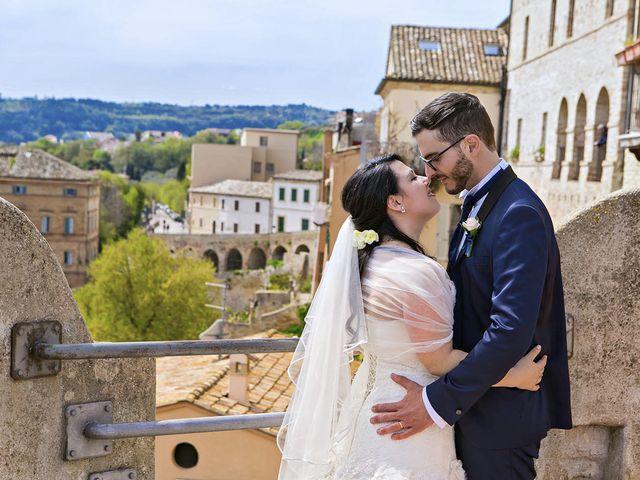 le nozze di Martina e Armando