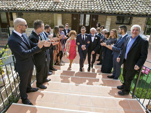 Il matrimonio di Armando e Martina a Grottammare, Ascoli Piceno 29