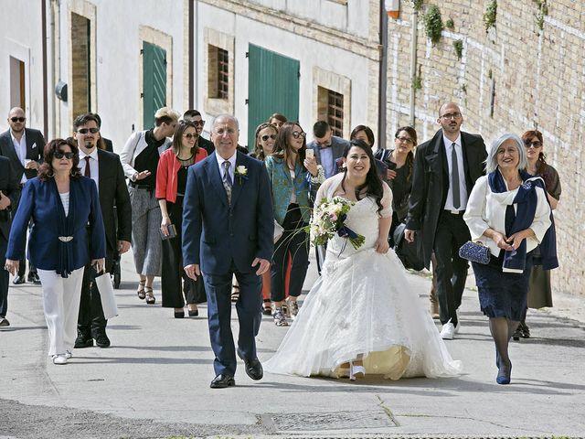 Il matrimonio di Armando e Martina a Grottammare, Ascoli Piceno 31