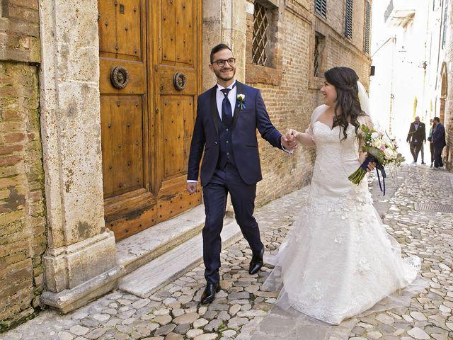 Il matrimonio di Armando e Martina a Grottammare, Ascoli Piceno 34