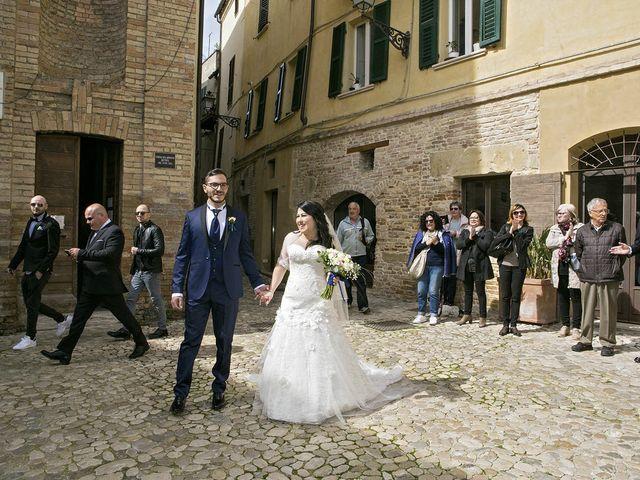Il matrimonio di Armando e Martina a Grottammare, Ascoli Piceno 35