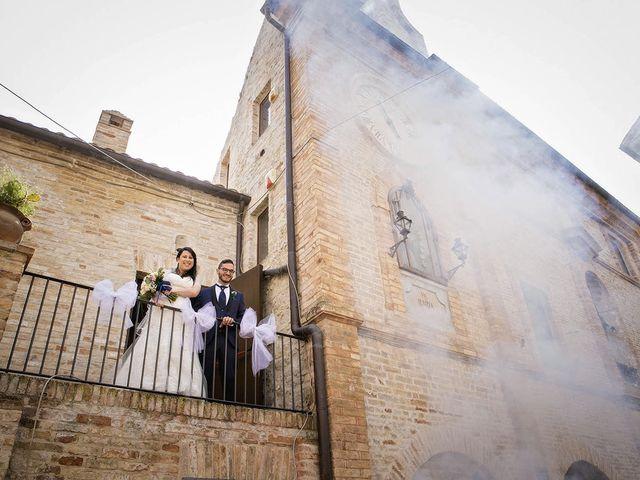 Il matrimonio di Armando e Martina a Grottammare, Ascoli Piceno 50