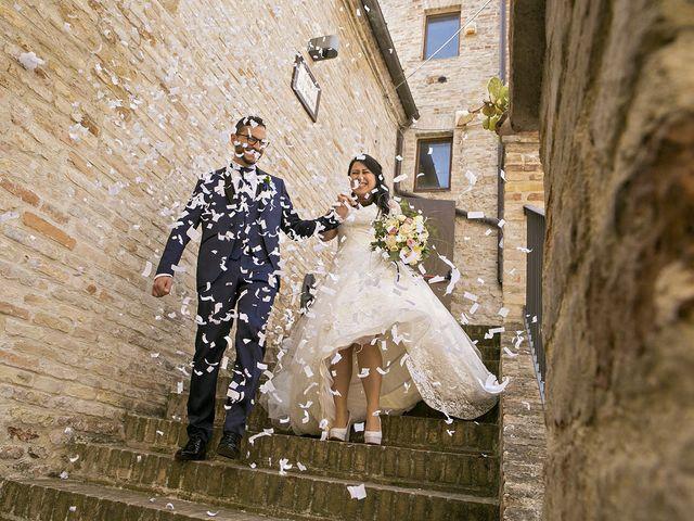 Il matrimonio di Armando e Martina a Grottammare, Ascoli Piceno 51