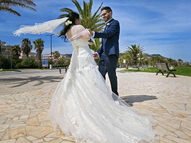 Il matrimonio di Armando e Martina a Grottammare, Ascoli Piceno 1