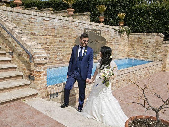 Il matrimonio di Armando e Martina a Grottammare, Ascoli Piceno 63