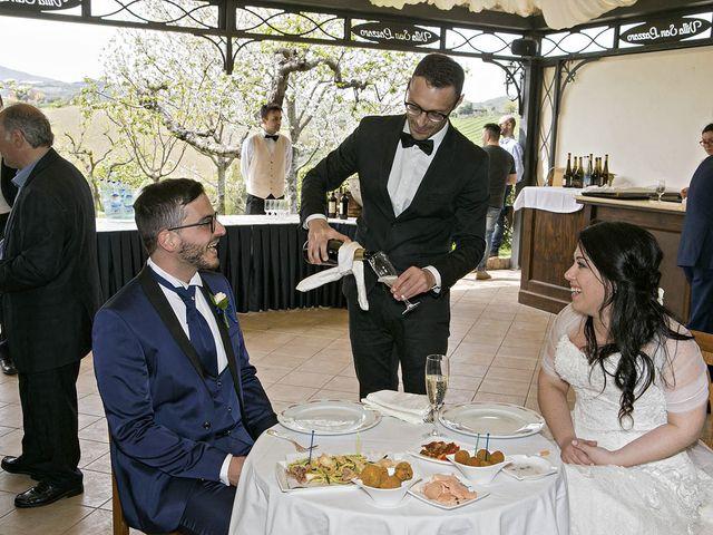 Il matrimonio di Armando e Martina a Grottammare, Ascoli Piceno 67