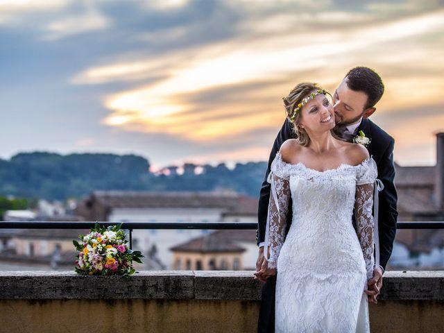 Le nozze di Michela e Thomas