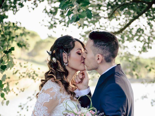 Il matrimonio di Tommaso e Chiara a Montaione, Firenze 40