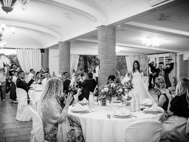 Il matrimonio di Tommaso e Chiara a Montaione, Firenze 58